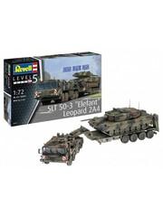 """Revell Revell 1:72 SLT 50-3 """"Elefant"""" + Leopard 2A4"""