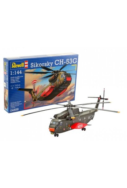 Revell 1:144 CH-53G Heavy Transport Helicopte