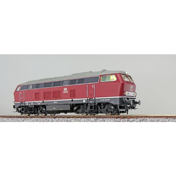 ESU 31000 Diesellocomotief V160 DB, AC/DC Sound+Rook