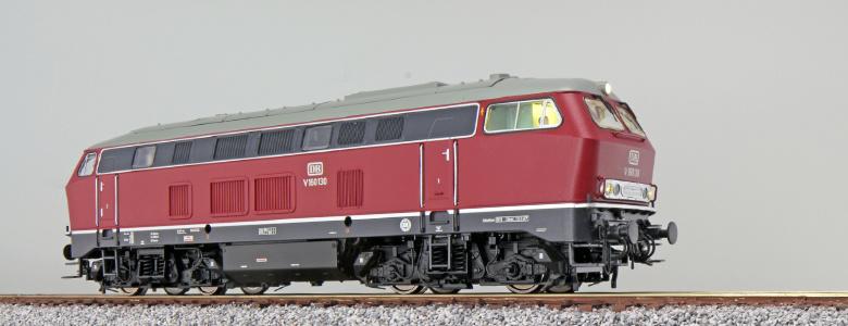 31000 Diesellocomotief V160 DB, AC/DC Sound+Rook-1