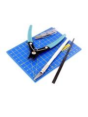 Modelcraft Plastic Modelling Tool Set