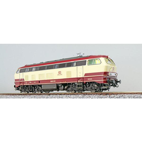 ESU 31015 Diesellocomotief BR 218 DB, TEE kleuren, AC/DC Sound+Rook