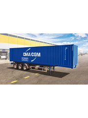 Italeri 1:24 40' Container Trailer
