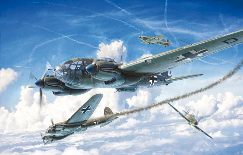 1:72 Heinkel HE-111H-6-1