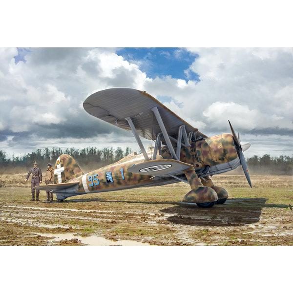 Italeri 1:48 FIAT CR.42 Falco
