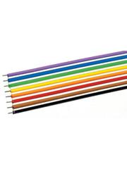 Roco aansluitdraad geel 10m, 0,2mm