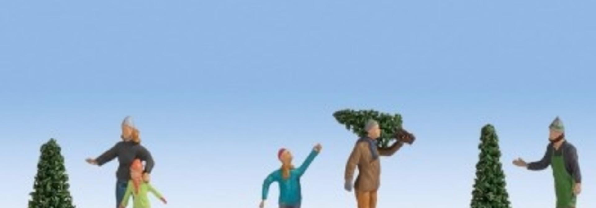 15927 Selling Christmas Trees