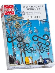 Busch 1061 kerst-straatversiering H0