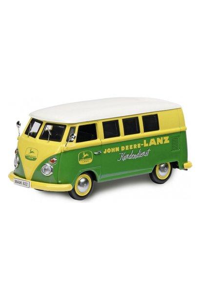 H0 VW T1c John Deere Lanz