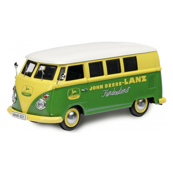 Schuco H0 VW T1c John Deere Lanz