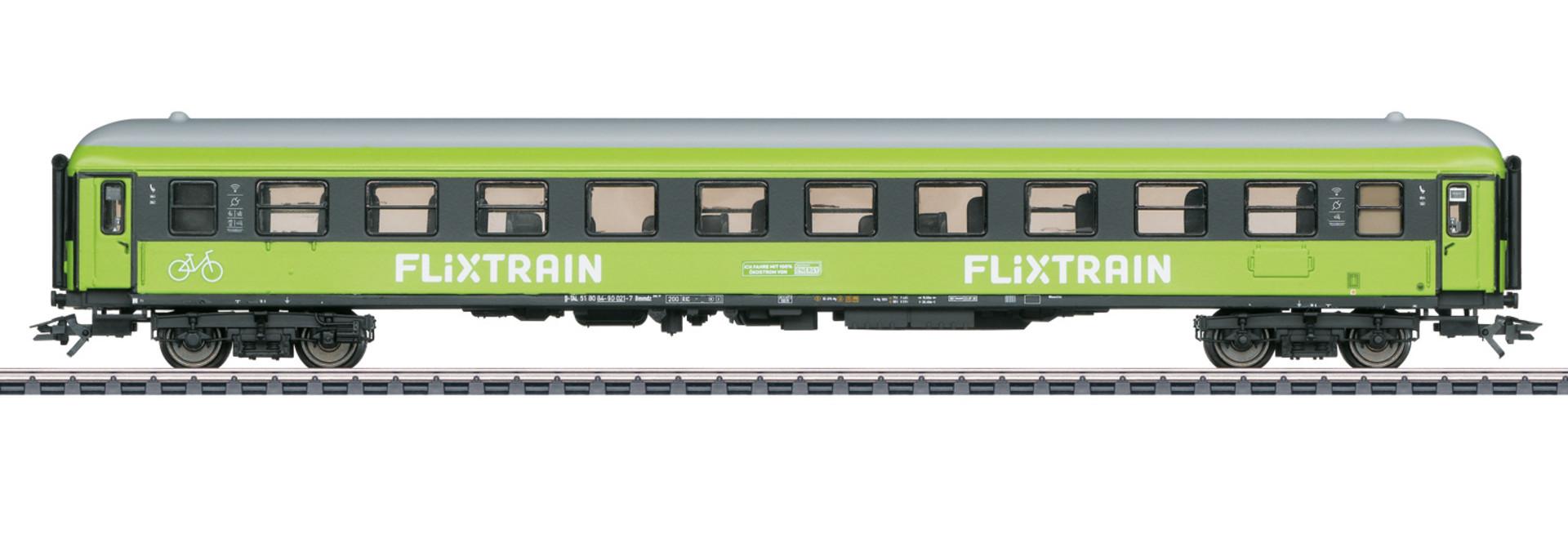 42956 sneltreinrijtuig ''Flixtrain''