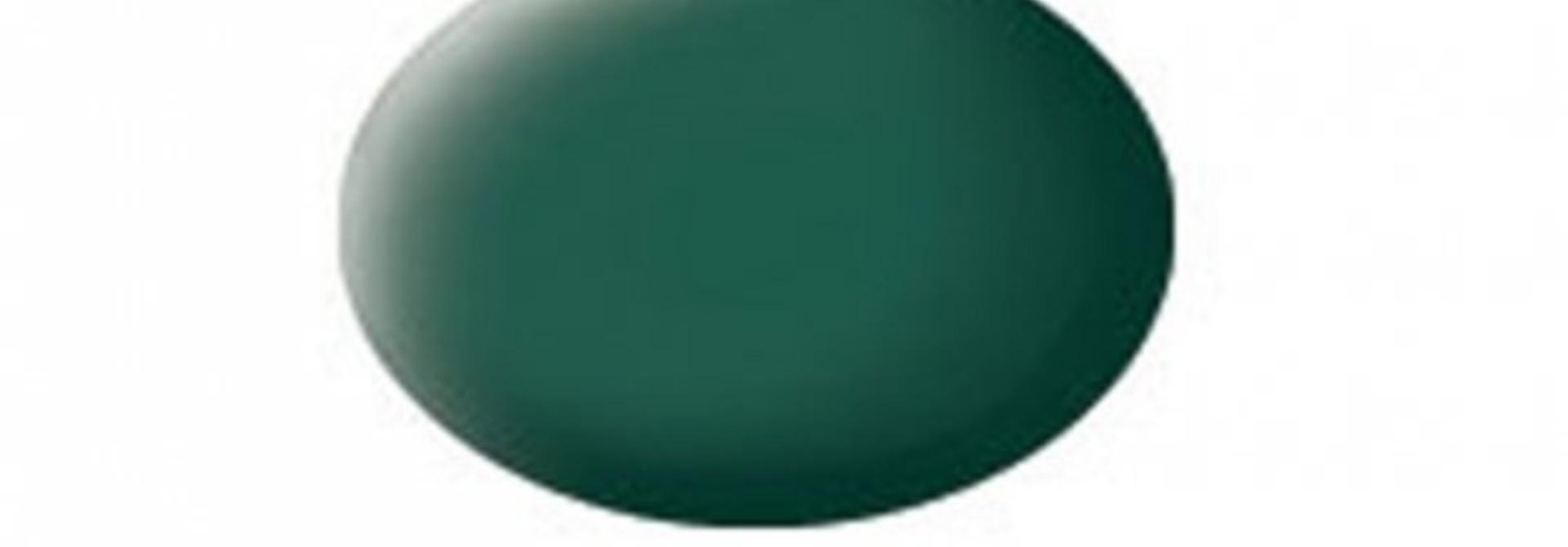 Aqua seegrün, matt