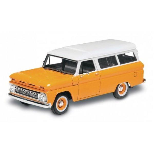 Revell 1:25 1966 Chevy Suburban