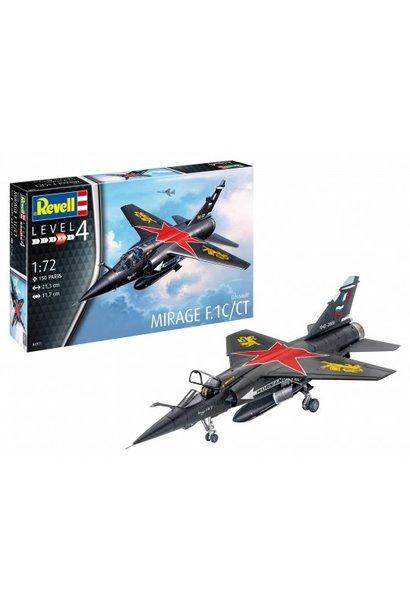 1:72 Dassault Mirage F-1 C / CT