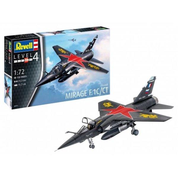 Revell 1:72 Dassault Mirage F-1 C / CT