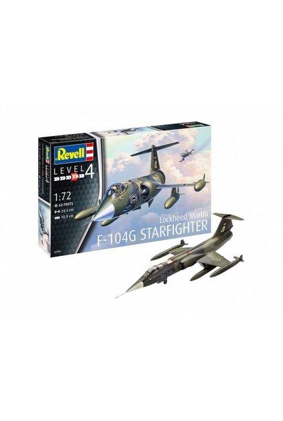 1:72 F-104G Starfighter