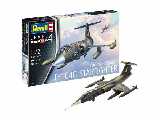 1:72 F-104G Starfighter-1