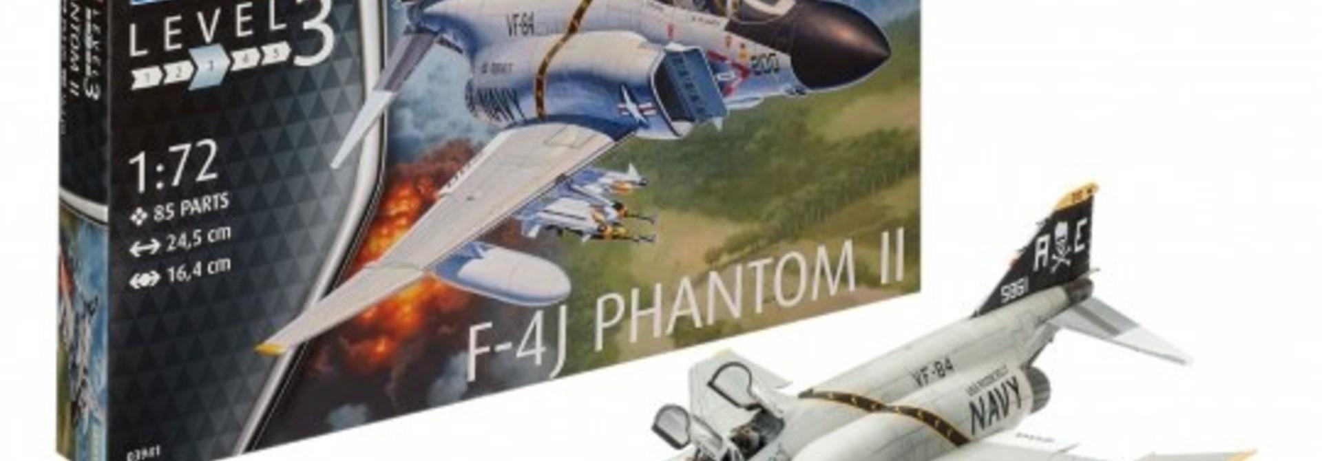 1:72 F-4J Phantom II