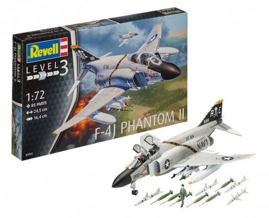 1:72 F-4J Phantom II-1