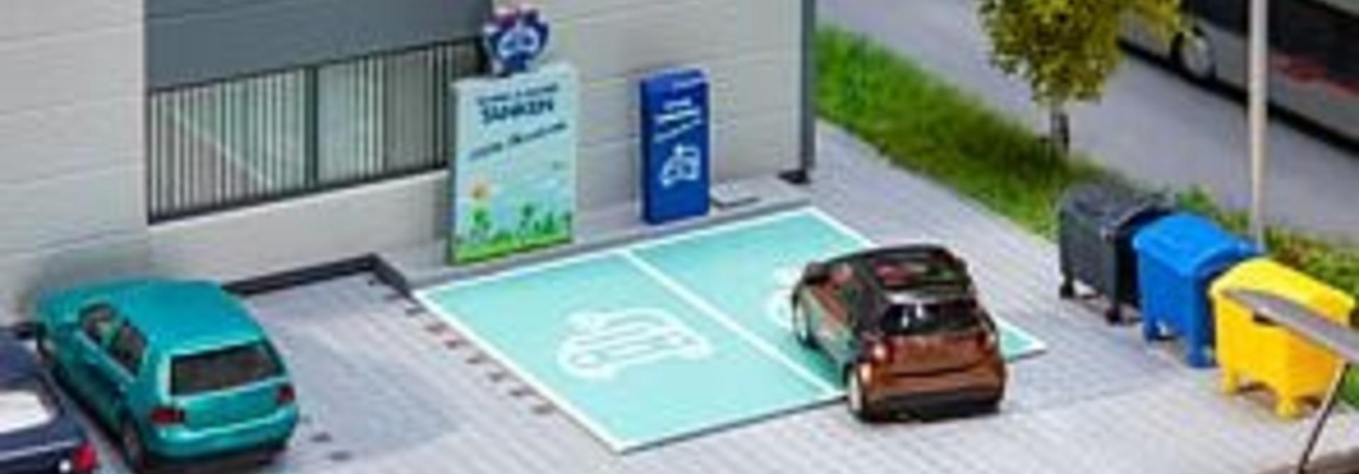 180280 Ladestation für E-Fahrzeuge
