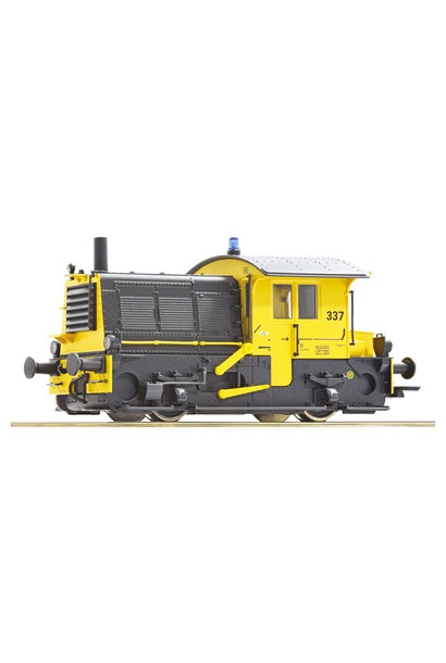 72012 Diesellok Sik gelb/grau NS DC-