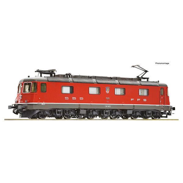 Roco 72603 elektrische locomotief Re 620 van de SBB DCC sound