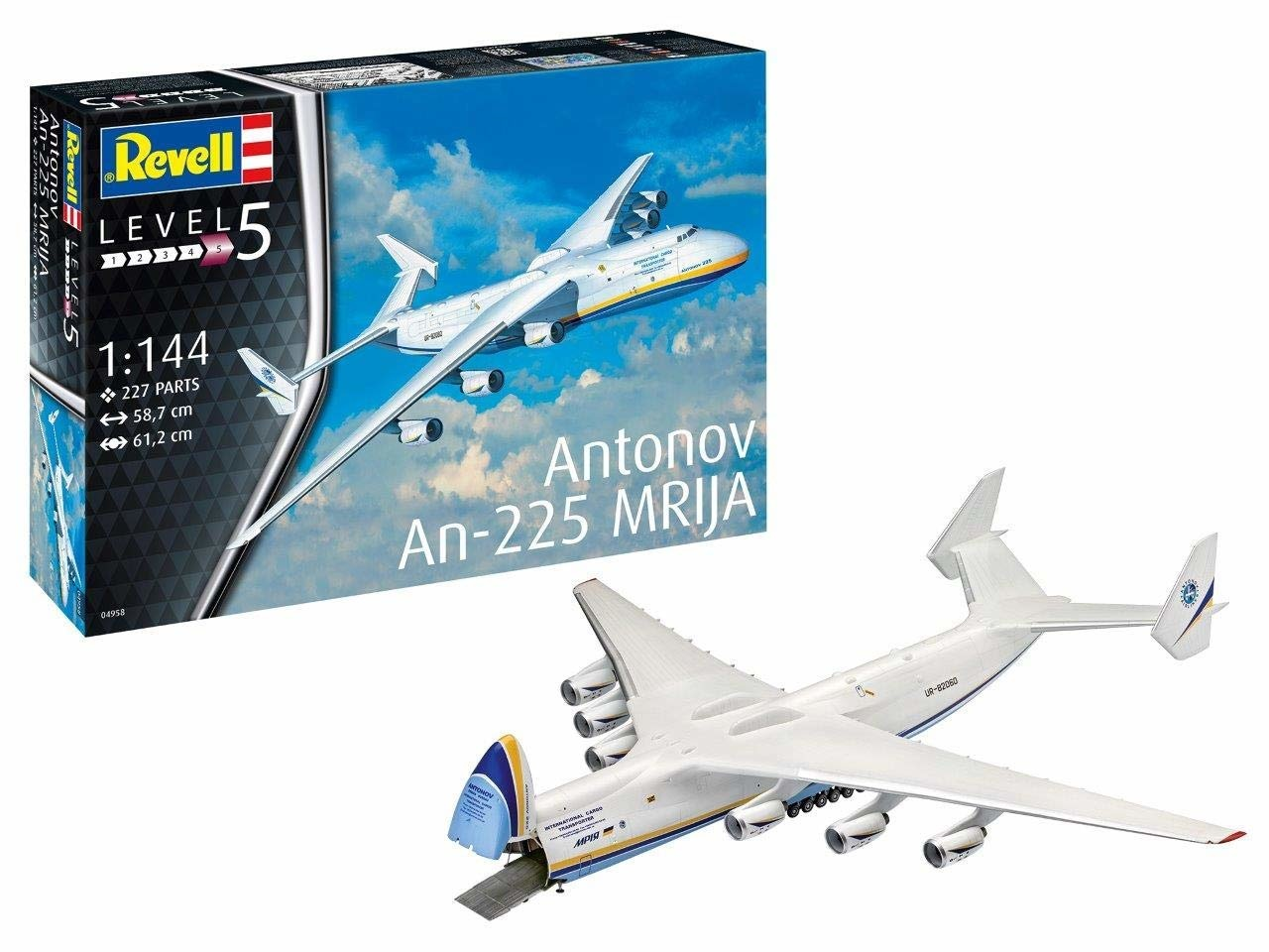 1:144 Antonov An-225 Mrija-1