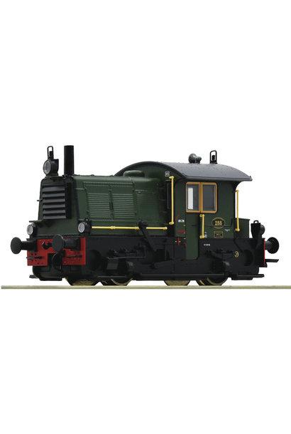 78015 Dieselloc Sik van de NS AC sound