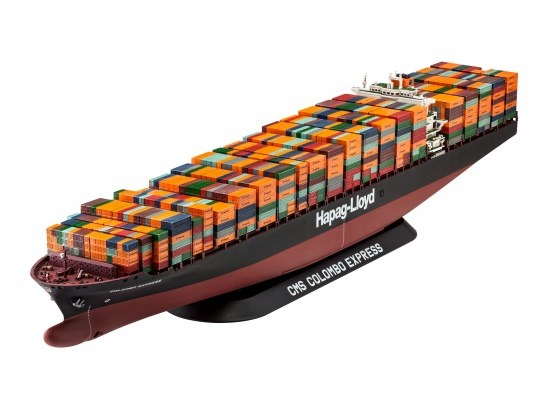 1:700 Container Ship COLOMBO EXPRESS-1
