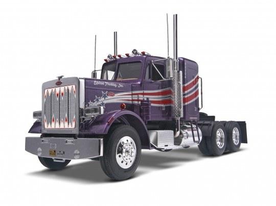 1:25 Peterbilt 359 Conv'l Tractor-1