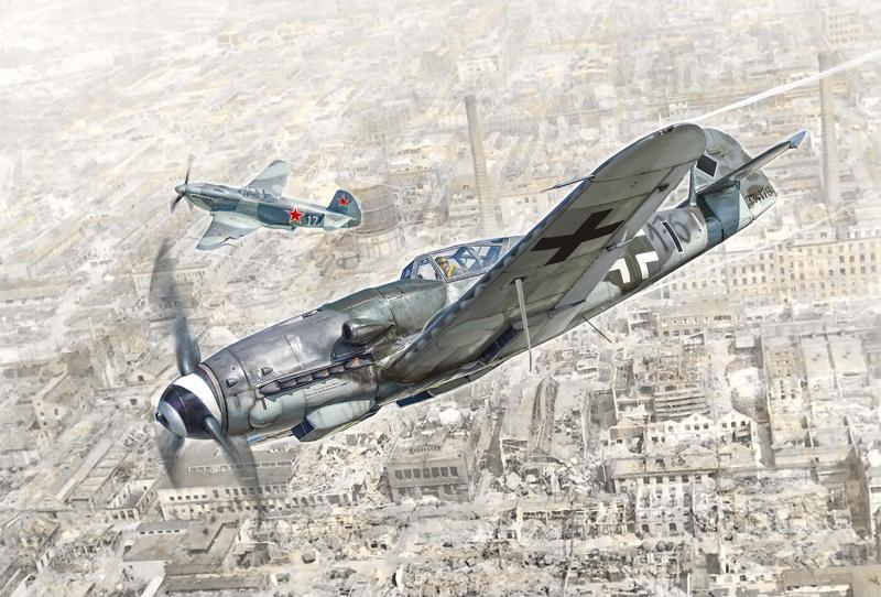 1:48 Bf 109 K-4-1