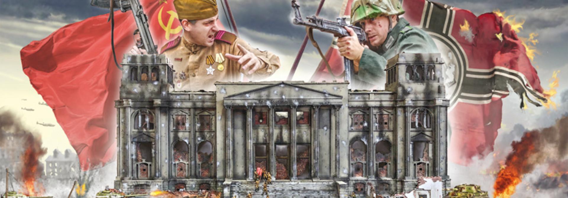 1:72 Battle for the Reichstag 1945 - BATTLE SET
