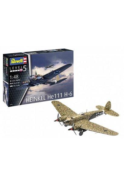 1:48 Heinkel He111 H-6
