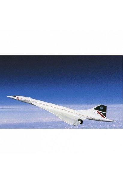 """1:144 Concorde """"British Airways"""""""