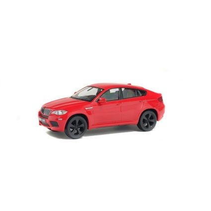 1:43 BMW X6 M, rood-1