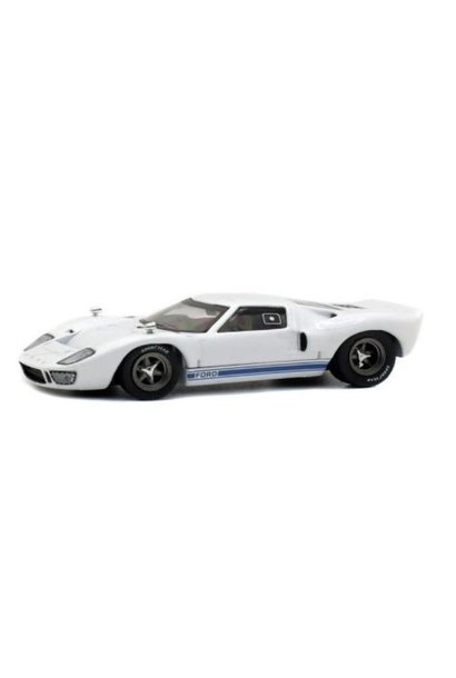 1:43 Ford GT40, wit