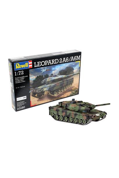 1:72 Leopard 2A6/A6M