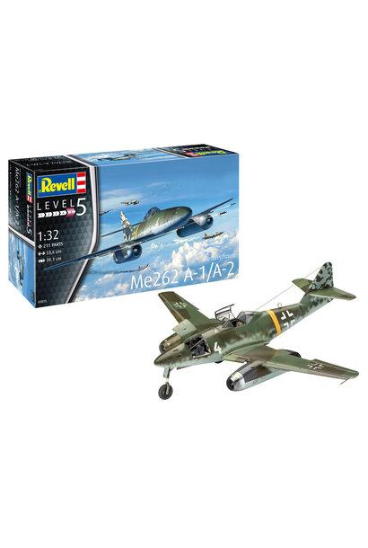 1:32 Messerschmitt Me262 A-1/A-2 Schw