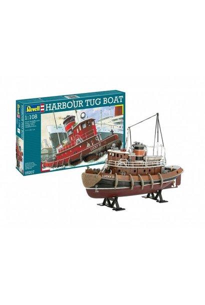 1:108 Harbour Tug Boat