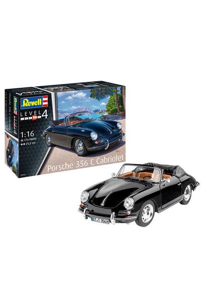 1:16 Porsche 356 C Cabriolet