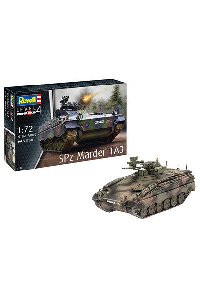 1:72 SPz Marder 1A3