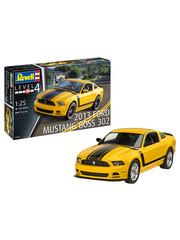 Revell 1:25 2013 Ford Mustang Boss 302