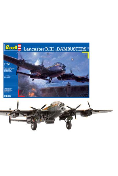 "1:72 Lancaster B.III ""DAMBUSTERS"""