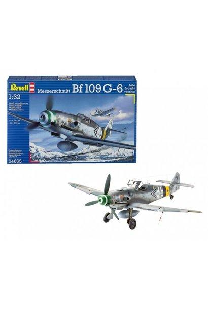 1:32 Messerschmitt Bf109 G-6