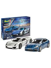 Revell 1:24 Porsche Set