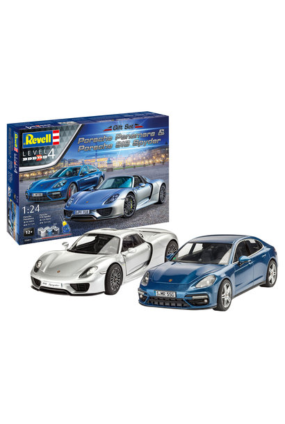 1:24 Porsche Set