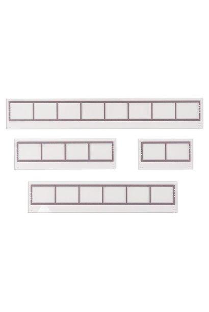 180894 Set glaselementen, Goldbeck