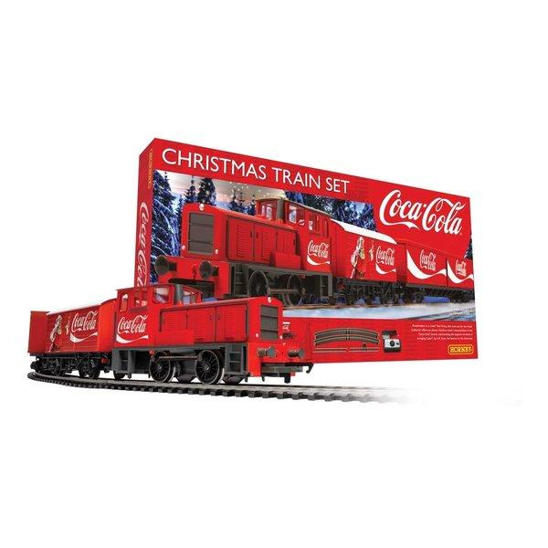 Hornby R1233 Coca-Cola startset analoog