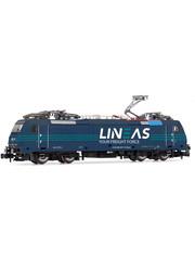 Arnold HN2498 elektrische locomotief BR186 Traxx LINEAS analoog
