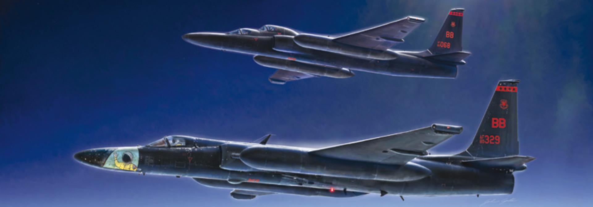 1:48 Lockheed Martin TR-1 A/B
